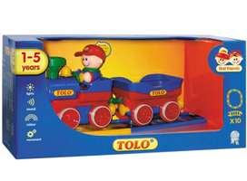 Tolo First Friends Train Set. Brand new