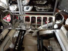 Jeep Cherokee Sport Front Grill