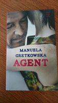 Książka –Agent – Manuela Gretkowska, idealna na prezent