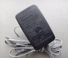 "Блок питания ""Panasonic PQLV219CE"" (оригинал) 6,5V 500mA"