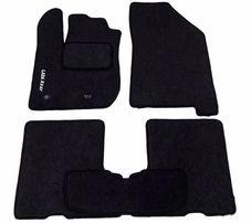 Коврики текстильные Hyundai: Accent / Coupe / Elantra / Genesis