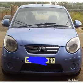 Kia Picanto 2008 model car for sale!