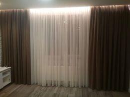 Дизайн и пошив штор по приятным ценам! (также роллеты,жалюзи,карнизы)
