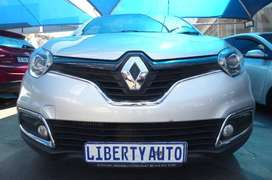 2017 Renault Captur 66kW Turbo Expression 900T 35,000km Liberty Auto