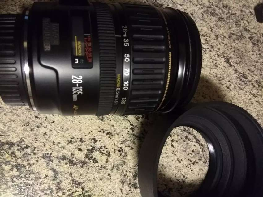 Canon lenses and flash 0