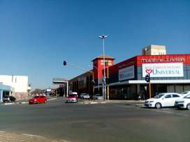 Retail space to let
