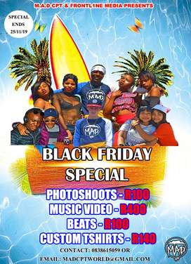 photography video and studio special