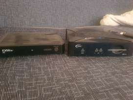 Dstv decoder HD and normal make an offer
