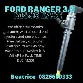 Ford ranger 3.2 injectors for sale