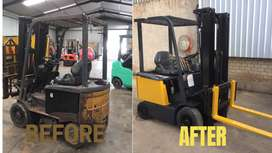 We Buy Used Forklifts