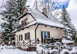 Willa Żbikówka Zakopane, pokoje i dom do wynajęcia, max 23 os
