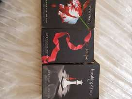 Twilight books for sale