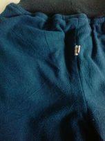 Утеплённые вельветовые штаны