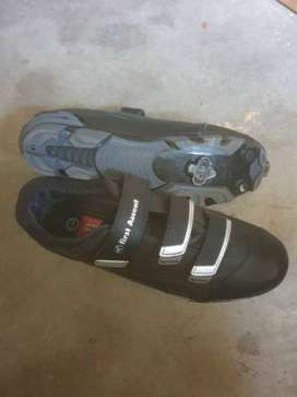 First Ascent Pioneer II Mountain Bike Cycling Shoes uk 11..new