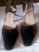 Новые фирменные итальянские туфли туфельки босоножки вечерние