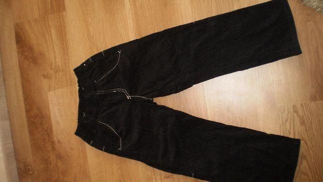 Spodnie sztruks 116 Przasnysz - image 1