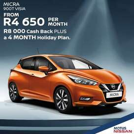 Motus Nissan and Datsun Durban current specials