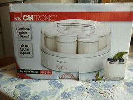 Йогуртница clatronic