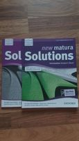 New Matura Solutions Intermediate podręcznik+ćwiczenie, Oxford