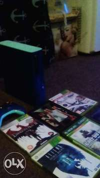 Used, x-box and games pack for sale  South Africa