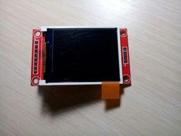 "Цветной экран TFT lcd 1.8"" arduino"