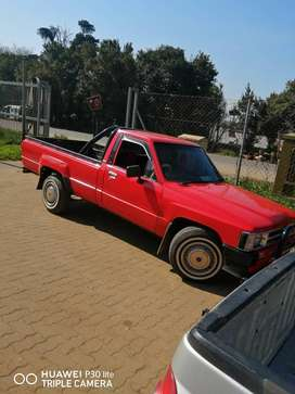 Toyota Hilux 3y Lwb Excellent Conditions
