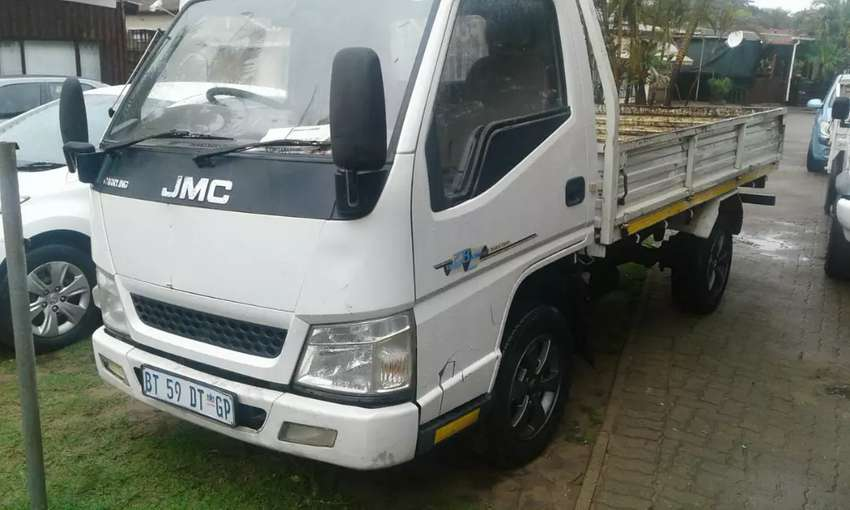 2013 JMC 2 ton. 2.8 TDI. No faults. Motor is in showroom condition 0