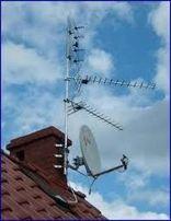 Montaż, instalacja i ustawianie anten statelitarnych DVBt