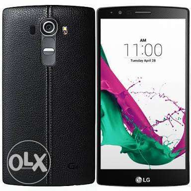 "LG G4 -5.5"" display,32gb ROM,3gb ram,13mp cam 0"