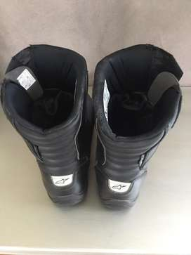 Motor cycle jackets and boots