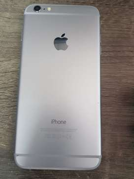 iPhone 6 Plus clean as new negotiable