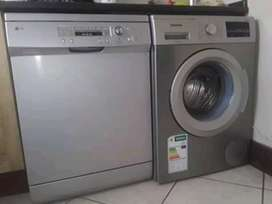 Washing machines repairs and regassing fridges cold room freezer