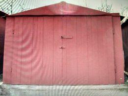 Продам гараж большой металлический с местом в районе Гортопа