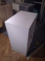 Nowa duża biała szafka
