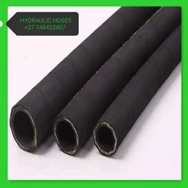HYDRAULIC HOSES, PIPES AND FITTINGS FOR ALL APPLICATIONS