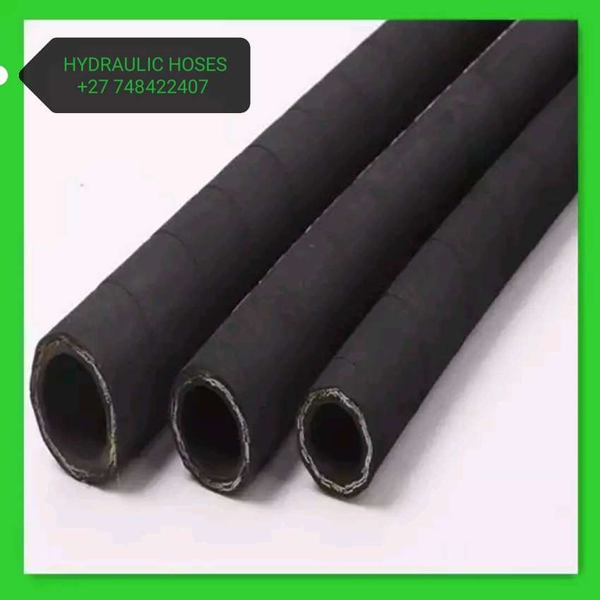 HYDRAULIC HOSES, PIPES AND FITTINGS FOR ALL APPLICATIONS 0