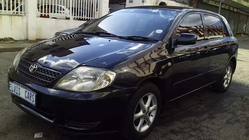 TOYOTA RUNX 1.4 MANUAL IN EXCELLENT CONDITION