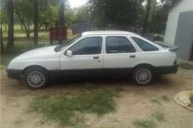 Looking for a Ford sierra 1988 3 liter back light and bumper