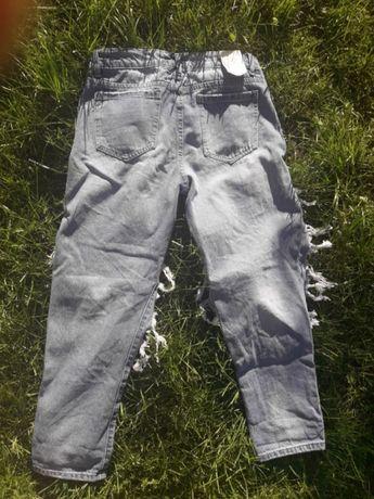 Spodnie jesnsowe M nowe Wągrowiec - image 2