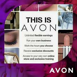 Avon  Sales Reps Required