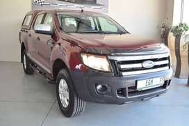 2015 Ford Ranger 2.2TDCi XLS 4X4 Double Cab