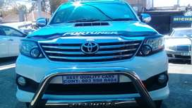 2013  Toyota Fortune 3.0 Engine Capacity D4D, with Automatic Transmiss