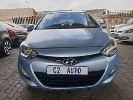 2014 Hyundai i20 1.4 CRDI Manual