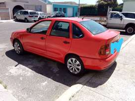 Vw Polo 1.6 fuel injection