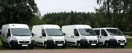 Wynajem busów samochodów dostawczych wypożyczalnia busów