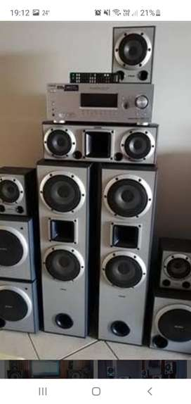 Sony home theater 6.2