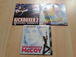 Kickboxer 2/ Crossroads dogonić marzenia/ Niesamowita MC COY. Filmy