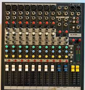 Soundcraft EPN 8 Channel Mixer & Lexicon MX200 Effects Processor