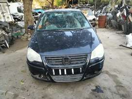Vw Polo Sedan BAH motor now stripping for parts