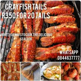 Crayfish Tails R350 for 20 tails